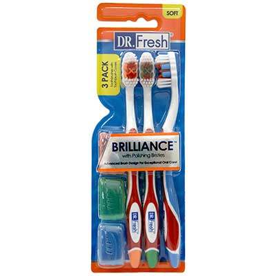 Dr. Fresh – 3 Pack Brilliance