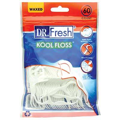 Dr. Fresh – Floss Picks