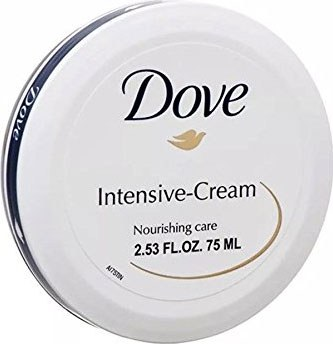 Dove – Intensive Cream Label 75mL