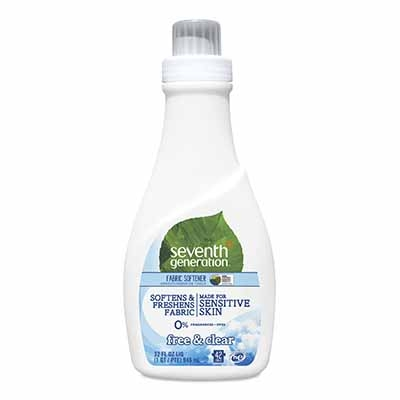 Seventh Generation – Suavizante de telas liquido Free & Clear 946mL