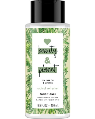 Love Beauty And Planet – LBOP Conditioner for Unisex ,Tea Tree Oil and Vetiver