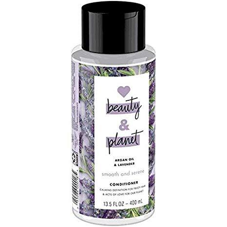 Love Beauty And Planet – LBOP Conditioner for Unisex, Argan Oil and Lavender