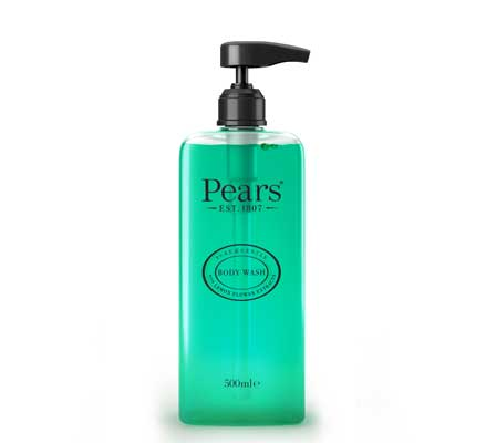 Pears – Body Wash Lemon Flower Extracts 500ml