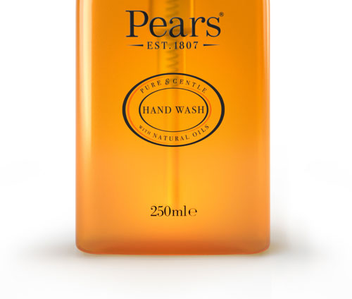 Pears – Hand Wash Natural Oils 250ml