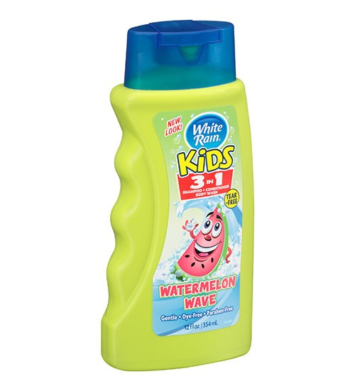 White Rain – Kids 3 in 1 Tear Free Watermelon Wave 354ml