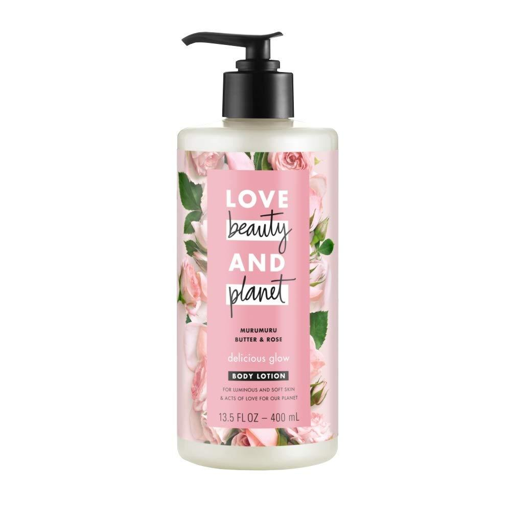 Love Beauty And Planet – LBOP Murumuru Butter & Rose Body Lotion
