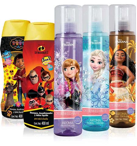 Licenciatorios de Disney y Hasbro