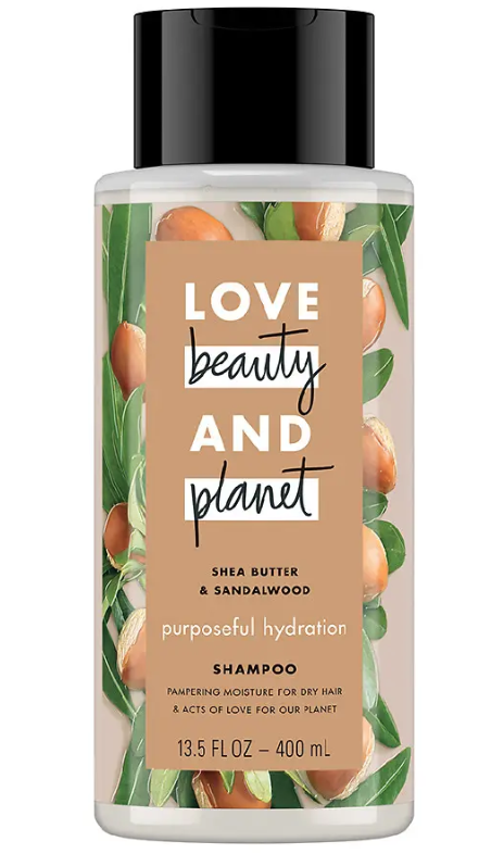 Love Beauty And Planet – LBOP Purposeful Hydration Shampoo