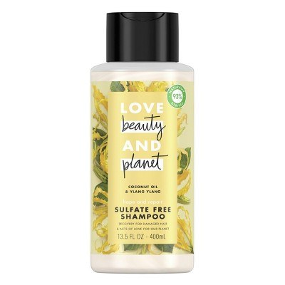 Love Beauty And Planet – LBOP Repair Shampoo