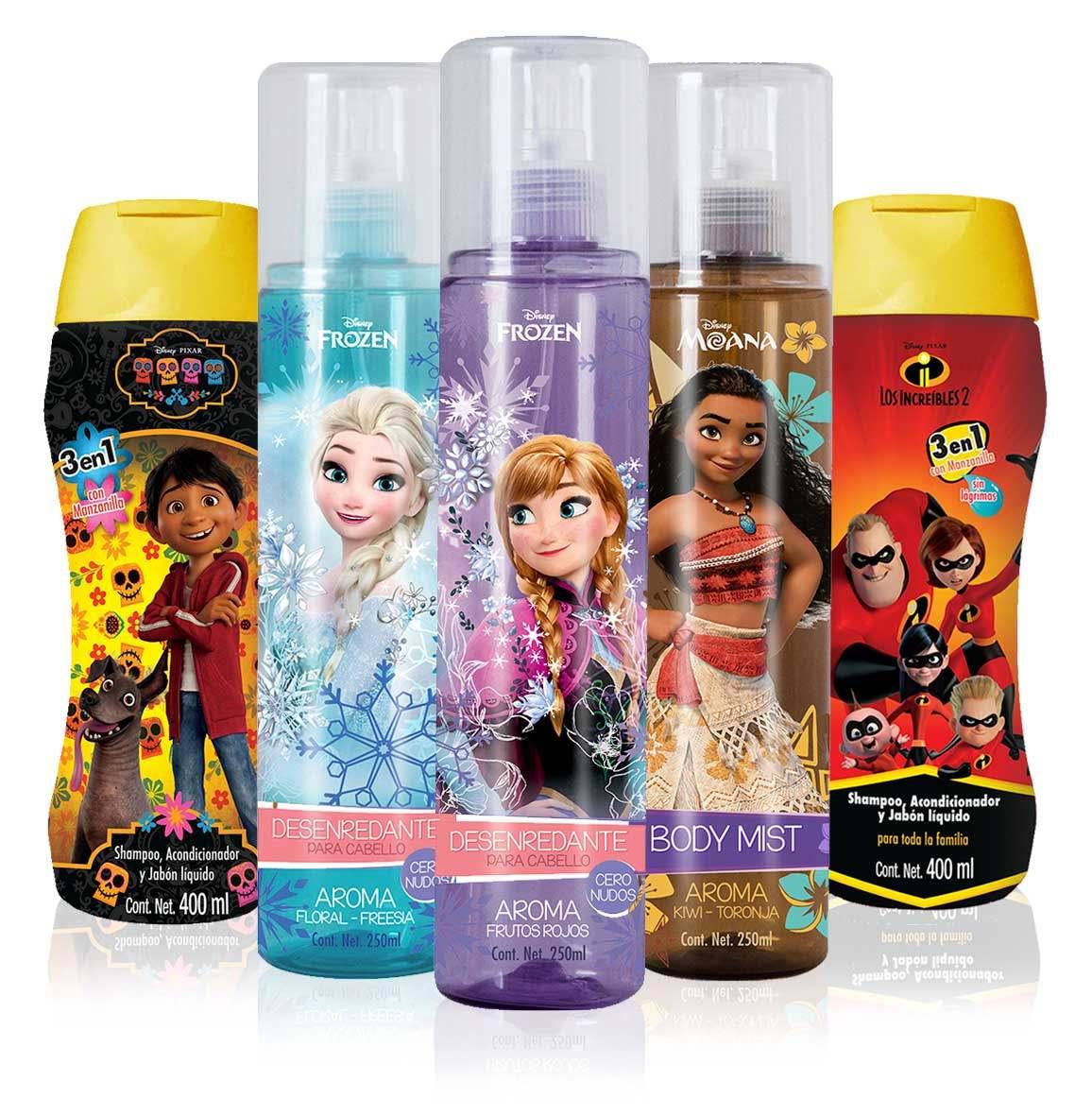 Licenciatorios directos de Disney y Hasbro