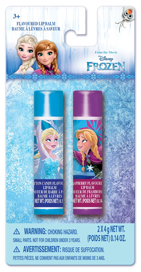 Townley – TW FROZEN LIP GLOSS 2PK/ 12