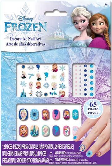 Townley – TW FROZEN SET UNAS 65PC/12