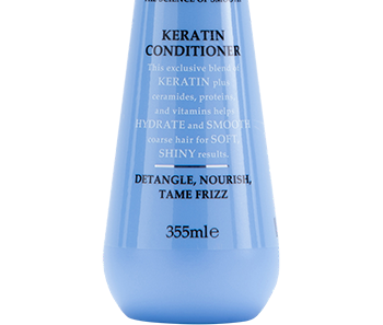 ZERO FRIZZ – ZF KERATIN CONDITIONER, 355ML